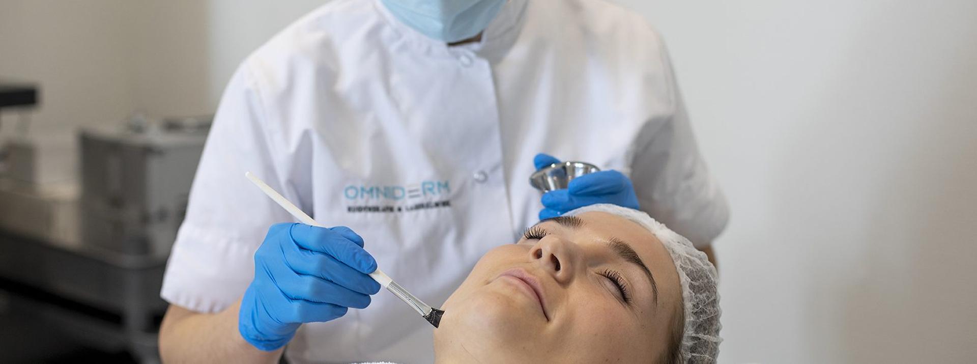 Voor huidverbetering kunt u terecht bij een van onze ervaren huidtherapeuten